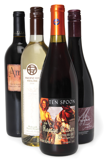 The Good Food Store provides Missoula with a wide selection of Wine and Beer